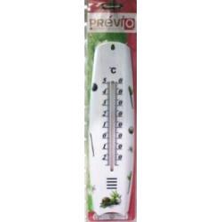 Termometro Medic 25,5cm Temp Altuna Pl Mercurio 10004