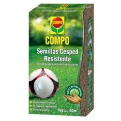 Semilla Cesped Resistente 1kg Compo 1377402011