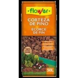 Corteza Pino 25/45 Saco 50lt 90208