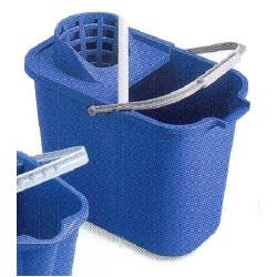 Cubo Agua 14 Lt Con Escurridor Mery Rect Antibact 0325.31