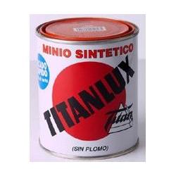 Minio Sintetico Sin Plomo Titanlux Naranja 750ml 062304034