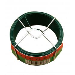 Alambre Plast. Verde N.2/7 7793 Bobina-bv27 50m