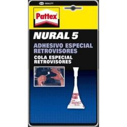 Pegamento Especial Retrovisores Nural 5 Blister 0,5ml 328751