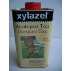 Aceite Para Teca Incoloro 750ml 0630003 Xylazel