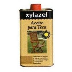 Aceite Para Teca Color Teca 750ml 0630203 Xylazel