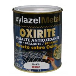 Esmalte P/metal Liso Brillante Blanco 750ml 6017103 Oxirite