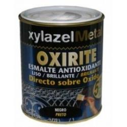 Esmalte P/metal Liso Brillante Negro 750ml 6017203 Oxirite