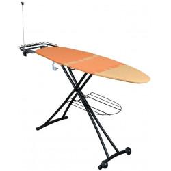 Mesa Plancha 135x45 Alt.90cm C/bandeja C/enchufe Mod.458