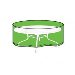Funda Cubre Mesa 230x130x70cm Pvc Verde Ty916