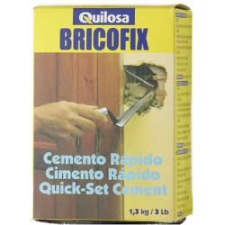 Cemento Rapido Caja 1,3kg. Bricofix 88195