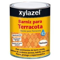 Barniz Al Agua P/terracota Satinado Incoloro 750ml 0880103