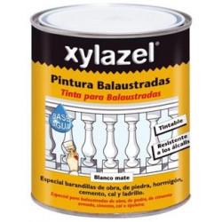 Pintura Balaustradas Blanco Mate Xylazel 750ml. 0830403