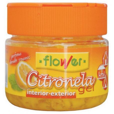 Gel Repelente Mosquitos C/citronella 1-20523 Flower
