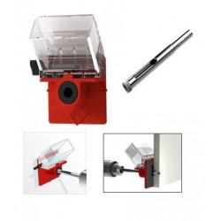 Broca Diamante 6 Y 10mm+guia Centradora Easy Gres 4919