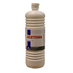 Acetona Concentracion 99% Botella 1lt 022005