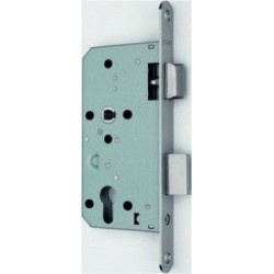 Cerradura Entrada Super Lock 1089r 23/55ri0 En Acero Inox304