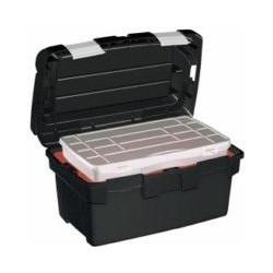 Caja Herram 450x285x250mm Asa Y Cierre Alum Pp N§450e Tayg