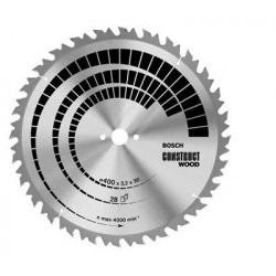 Disco Widia Para Contruc. 315x3,2x30 20 Dientes 2608640691
