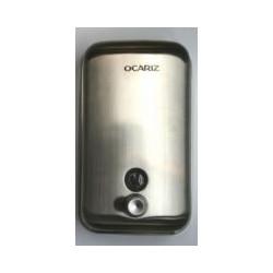 Dosificador Jabon 1 Litro Acero Inoxidable 336