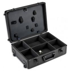 Maleta Herram 455x330x152mm C/rda Separadores Mango Extensib