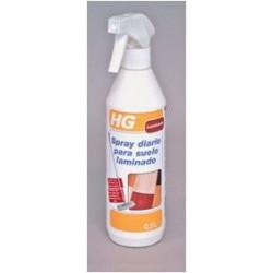 Limpiador Polvo Suelo Laminado Uso Diario Spray 0,5l