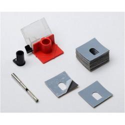Broca Diamante 10mm+guia C/deposito Agua Kit Easy Gres 4929