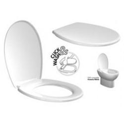 Asiento Wc Plastico Desmontable Blanco 20249 Ta-tay