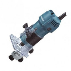 Fresadora 530w Diametro Pinza 6mm 3709 Makita