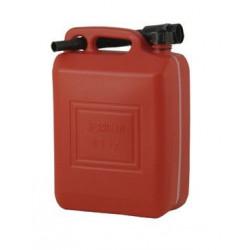 Bidon Gasolina 10lt C/embudo/asa/indicador Medida
