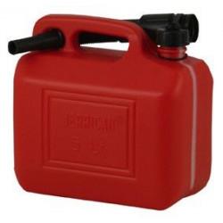 Bidon Gasolina 20lt C/embudo/asa/indicador Medida