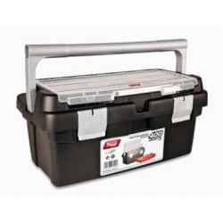 Caja Herramientas N400 Asa/cierre Plast.400x225x190mm.162008