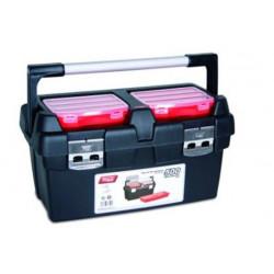 Caja Herramienta Plast-alum N500 500x295x270mm 165009 Tayg