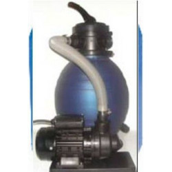 Equipo Filtracion Monobloc 500+bomba 0,8hp