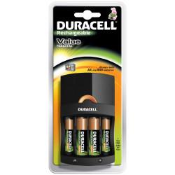 Cargador Pilas Hr06/hr03 +2aa 1300 Value Duracell
