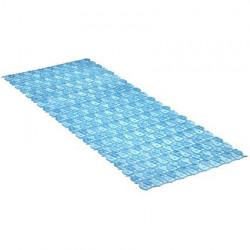 Alfombra Bañera Rectangular Azul 97x36 Tatay
