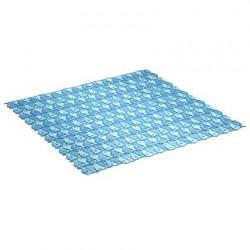 Alfombra Bañera Rectangular Azul 70x36 Tatay