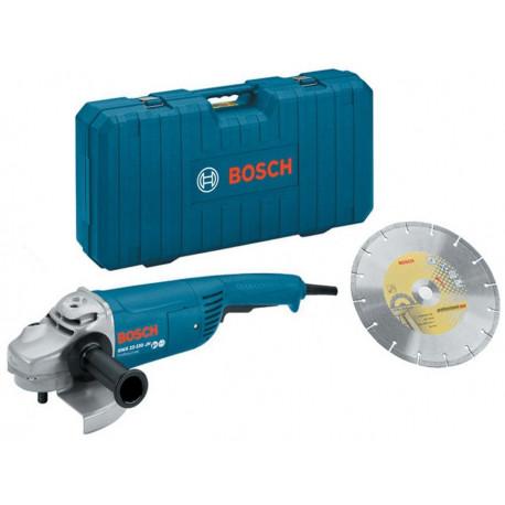 Amoladora 230mm 2200w Gws 22-230jh +disco+maletin 061509dd6