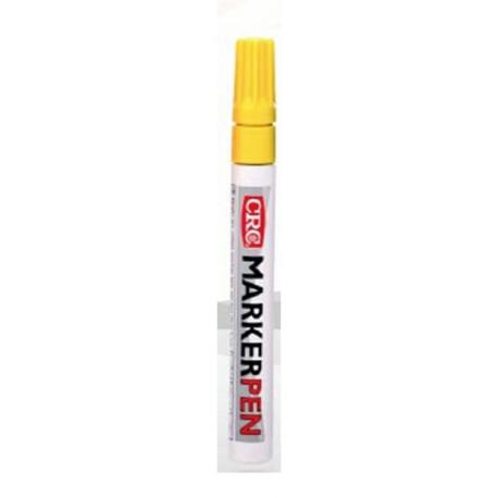 Marcador Pintura Permanente 8grs/10ml Amarillo Crc