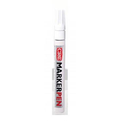 Marcador Pintura Permanente 8grs/10ml Blanco Crc