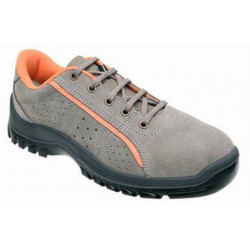 Zapato Puntera+plantilla Zion S/numan S1p 47 Gris