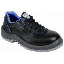 Zapato Piel Pu/tÙ S1p Transpirable Nometal Eolo Plus Oxigt45
