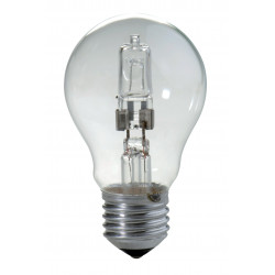 Lampara Halogena Eco Standard E27 42w