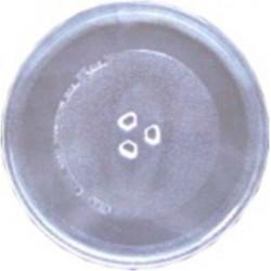 Plato Microondas Cristal Diam.255mm Tipo Daewoo