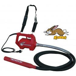 Vibrador 2800w Rabbit Monofasico C/ Aguja 48mm 141660v102