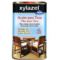 Aceite Para Teca Al Agua Incoloro 750ml Xylazel 1760103