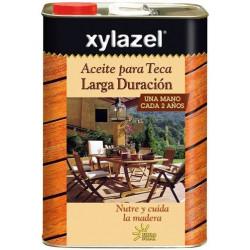 Aceite Para Teca Larga Duracion Teca Claro 5lt  Xylazel