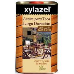 Aceite Para Teca Larga Duracion Teca Claro 750ml Xylazel