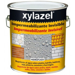 Impermeabilizante Invisible Incoloro 4lt Int/ext Xylazel