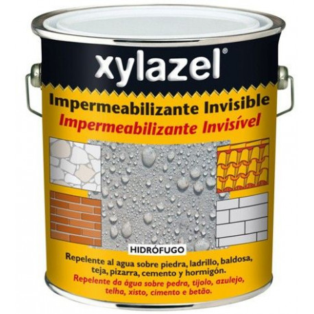 Impermeabilizante Invisible Incoloro 4lt  Int/ext Xylazel