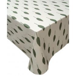 Mantel Textil Resinado Confeccionado 150x200 Hojas